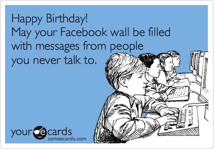 BLOG - Funny Happy Birthday To You Messages