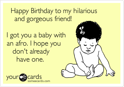Your Ecards Birthday Best Friend