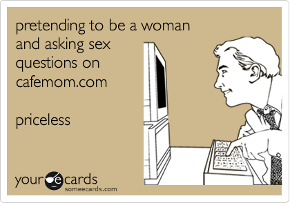 Some e-card fun.... told you all this would be trouble when i found that ...