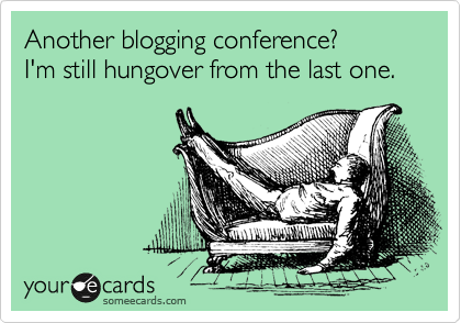 another blogging conference?