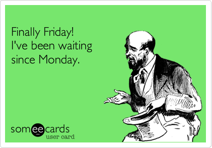 finally friday ecard