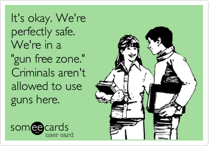 someecards.com - It's okay. We're perfectly safe. We're in a