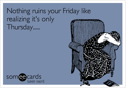 thursday ecard 