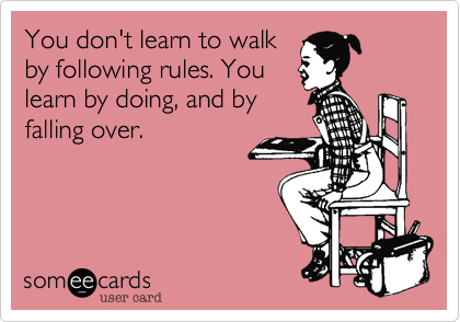 Technique Tuesday – A few rules for quilters to live by
