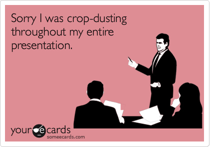 crop dusting funny