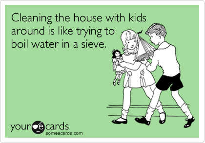 12 Ecards that Accurately Describe What Parenting is Like