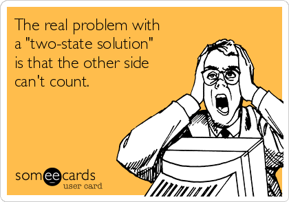 someecards.com - The real problem with a