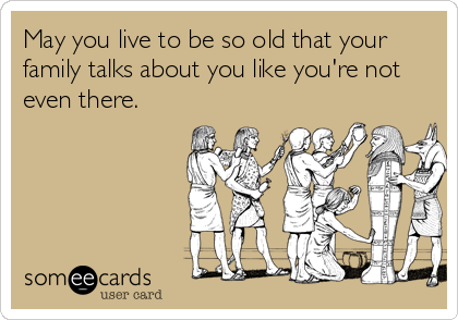 Birthday Ecards, Free birthday Cards, Funny birthday Greeting Cards, and birthday e-cards - all at someecards.com