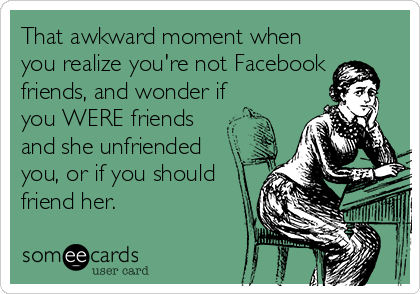 Awkward Moments When Awkward Moments When You Like