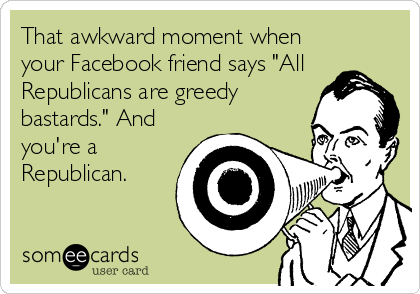 Awkward Facebook Moments: That awkward moment when your Facebook friend says